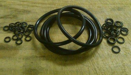 Pin lock gasket set